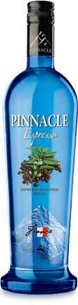 Pinnacle Vodka Espresso